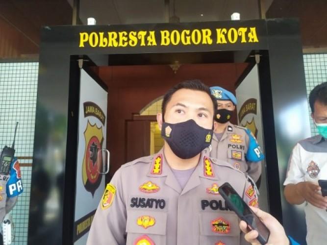 Pelaku Pembunuhan di Bogor Mengaku Benci Wanita