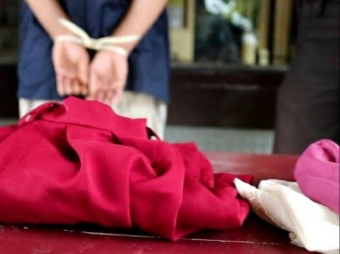 Pelaku Pencabulan Anak Tiri Divonis 11 Tahun Penjara