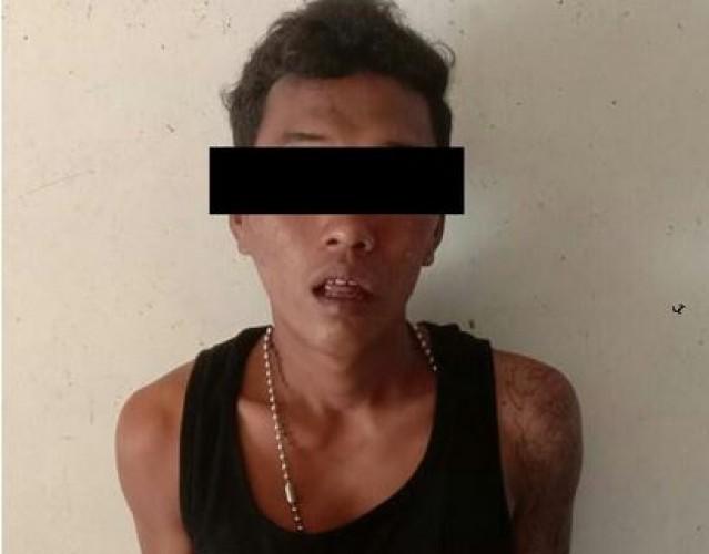 Pelaku Pencurian dan Pengguna Sabu Ditangkap di Way Kanan