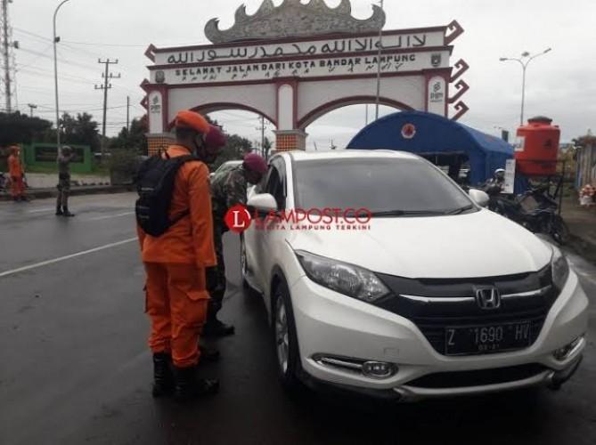 Pelaku Perjalanan dari Sumatra ke Jawa Diimbau Rapid Test