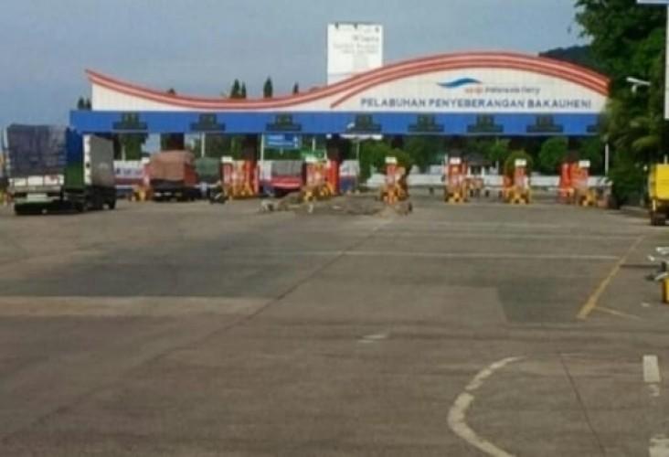 Pelaku Perjalanan di Pelabuhan Bakauheni Turun 35 Persen