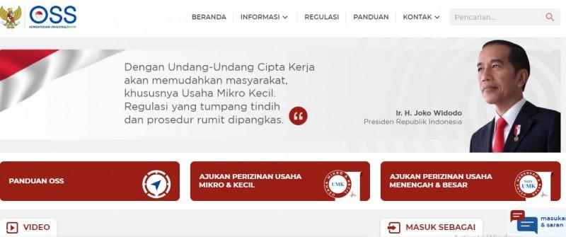 Pelaku Usaha di Kota Bandar Lampung Diimbau Beralih ke OSS Berbasis Risiko