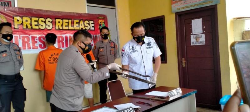 Pelaku yang Tewas Ditembak Polisi Biasa Curi Baterai BTS dan Jebol Minimarket