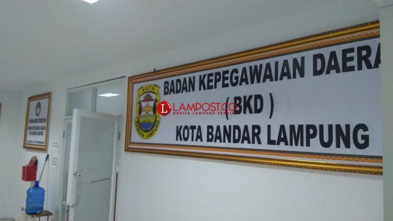 Pelamar CPNS dan PPPK Bandar Lampung Mencapai 3.157