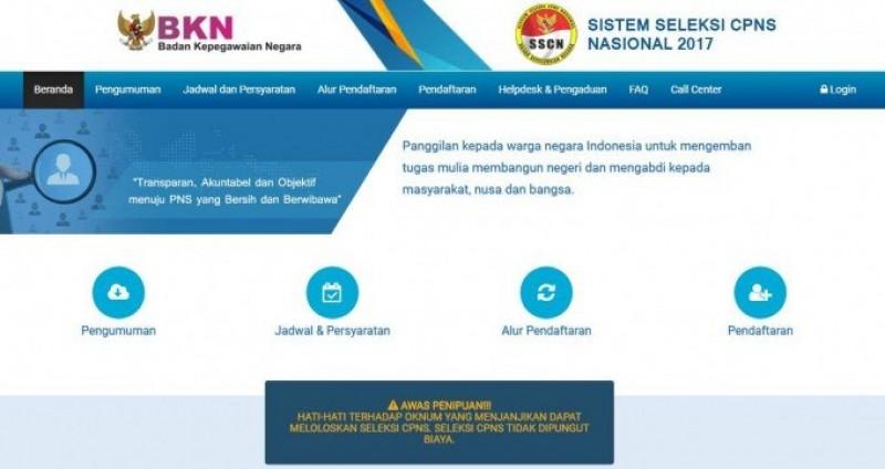 Pelamar CPNS Diimbau Aktif Pantau Informasi Jadwal Tes SKD