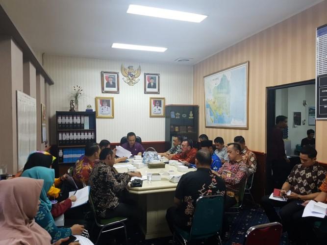 Pelantikan Bupati dan Wakil Bupati Lampung Utara 25 Maret