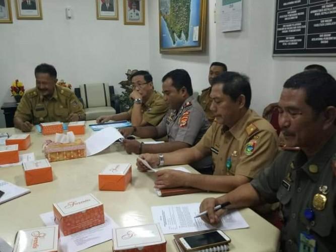 Pelantikan Dewi Handajani-AM Syafi'i Ditetapkan 20 September