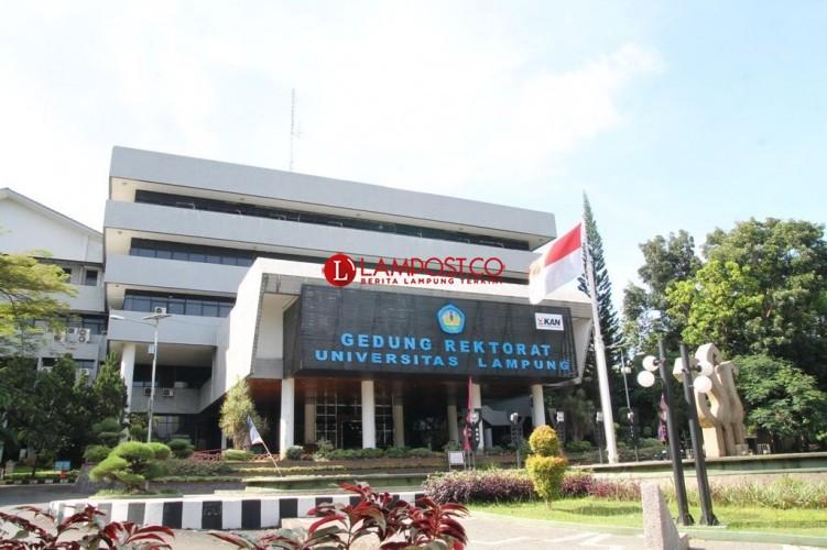 Pelantikan Rektor Unila Tunggu Pusat
