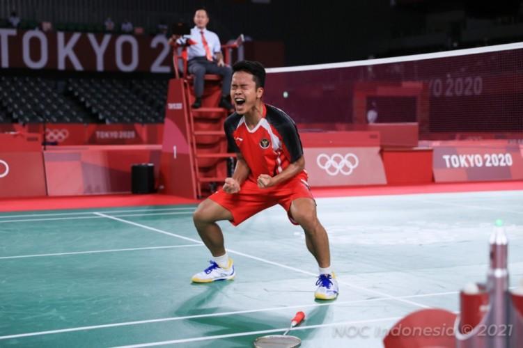 Pelatih Minta Anthony Ginting Tak Remehkan Lawan di Semifinal