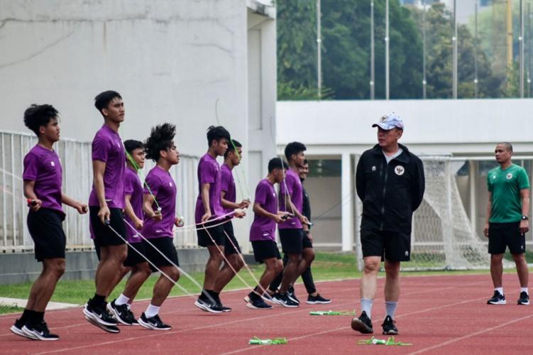 Pelatih Timnas U-19 Coret Dua Pemain