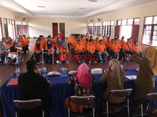 Pelatihan Kompetensi Memberikan Pekerjaan Bagi Penyandang Disabilitas