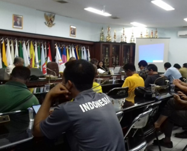 Pelatprov KONI Lampung Gembleng 153 Atlet
