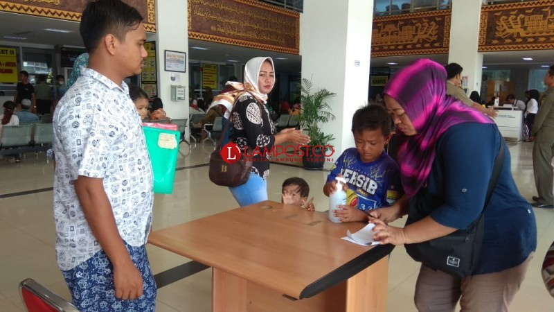 Pelayanan Publik Pemkot Bandar Lampung Tetap Buka