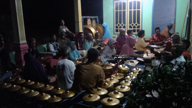Pelestarian Budaya Seni Kerawitan di Lampura