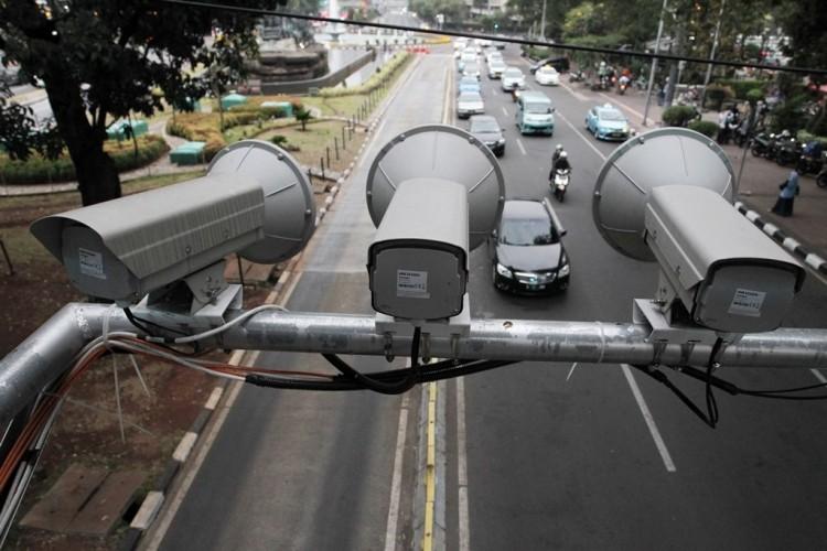 Peluncuran Tilang Elektronik di Lampung Ditunda