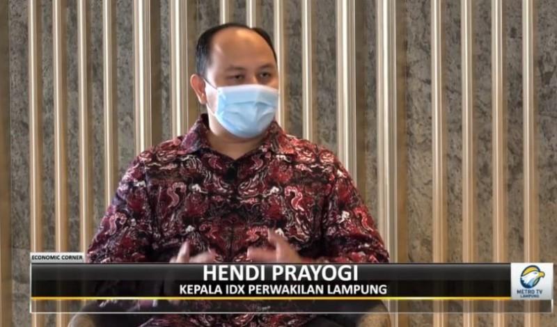 Pemahaman Masyarakat Lampung Soal Saham Masih Rendah