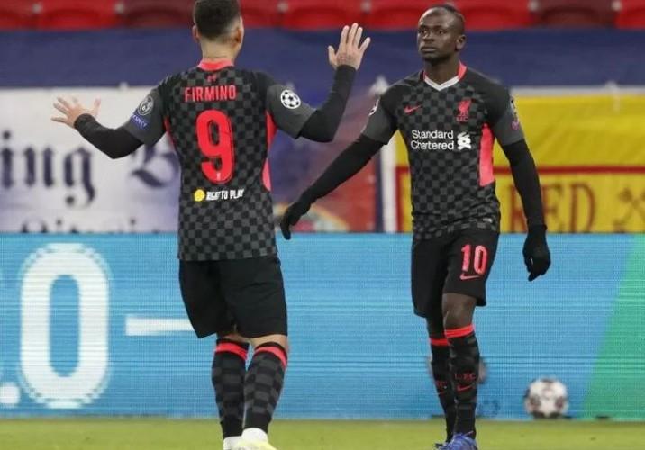 Pemain Leipzig Banyak Blunder, Liverpool Menang 2-0