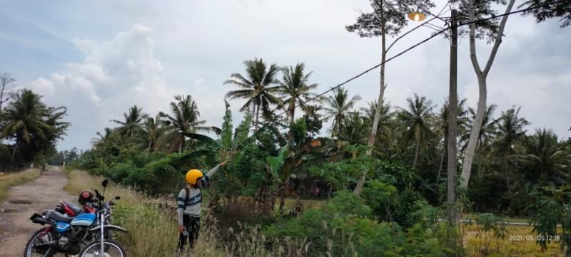 Pemasangan Lampu PJU di Pulautengah Dinilai Ilegal