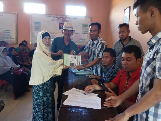 Pembagian Sertifikat Tanah di Bandar Lampung Masih Tuai Keluhan