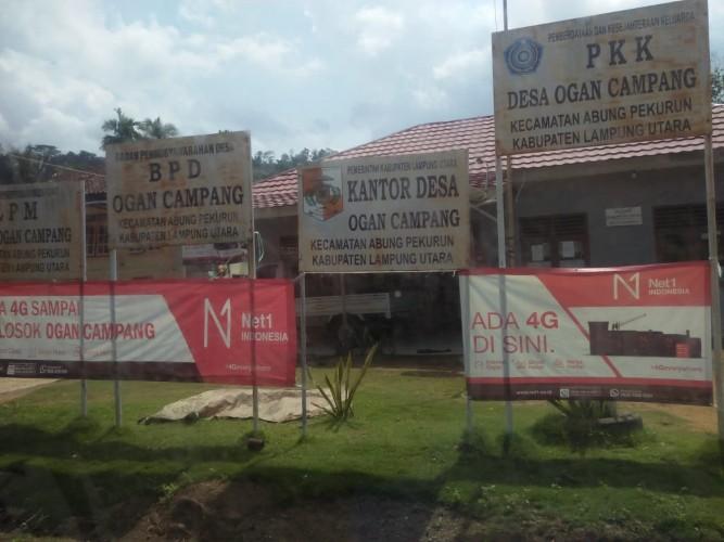 Pembangunan Program Dana Desa di Ogancampang Dinilai Asal-asalan