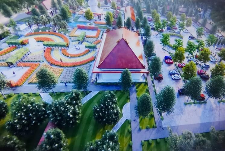 Pembangunan Agrowisata Kalianda Dikebut