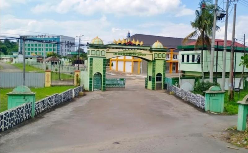 Persiapan Asrama Haji Lampung Jadi RS Darurat Covid-19 Dikebut