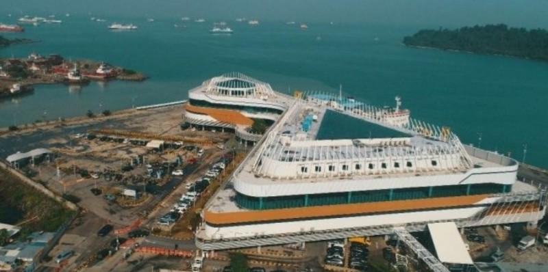 Pembangunan Bakauheni Harbour City Dipercepat