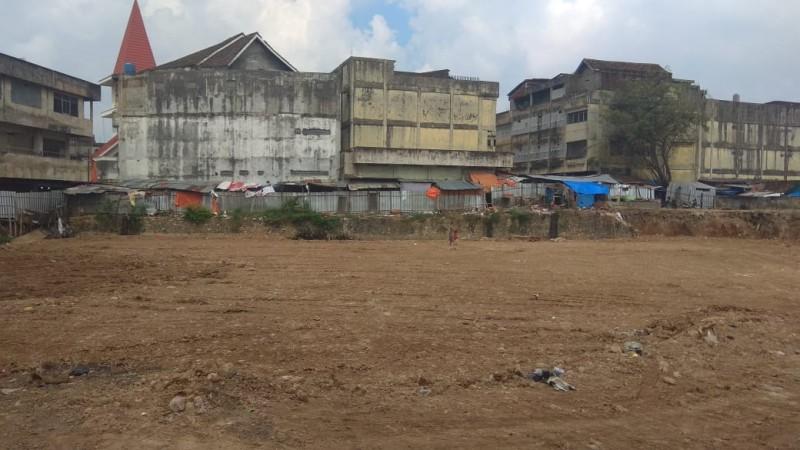 Pembangunan Fisik Pasar SMEP Bandar Lampung Mulai 13 Juni
