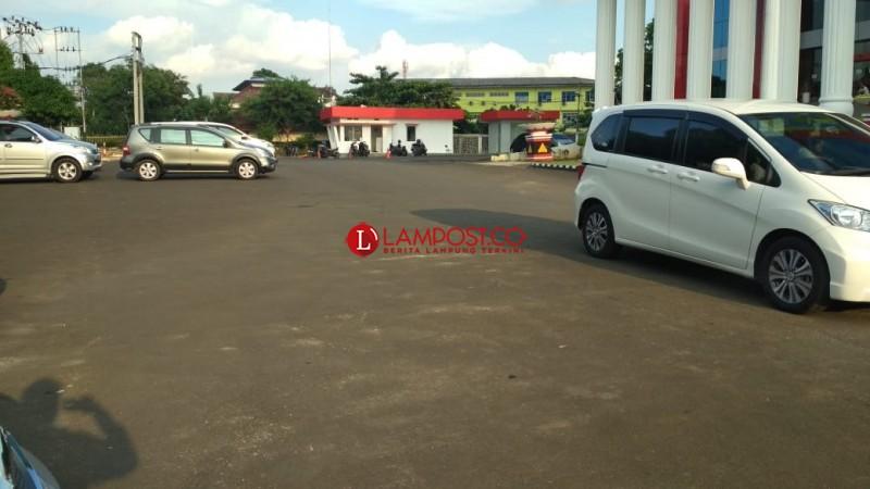 Pembangunan Gedung ParkirPemkot Bandar Lampung Baru 8 Persen