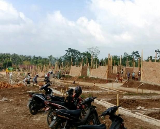 Pembangunan Hunian Tetap Bagi Korban Tsunami Ditargetkan Selesai November