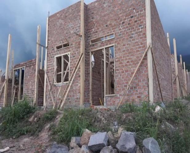 Pembangunan Hunian Tetap di Desa Kunjir Dikebut untuk Penuhi Target Penyelesaian