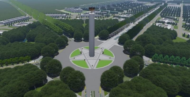 Pembangunan Ibu Kota Baru Dimulai 2020