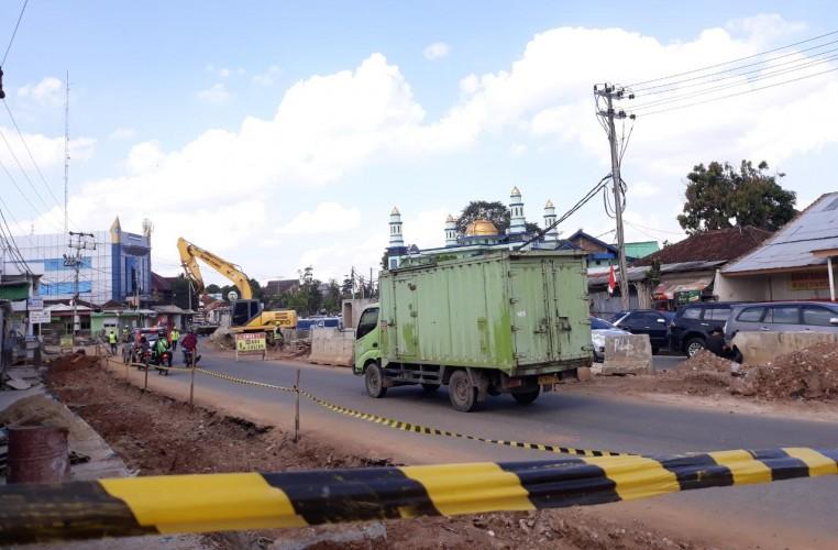 Pembangunan Jalan Layang Sultan Agung Tetap Berjalan