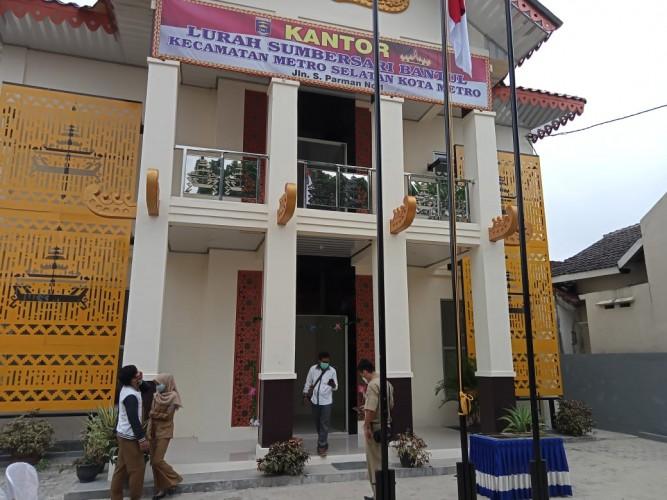 Pembangunan Kantor Kelurahan Sumbersari Bantul Habiskan Rp3,5 Miliar