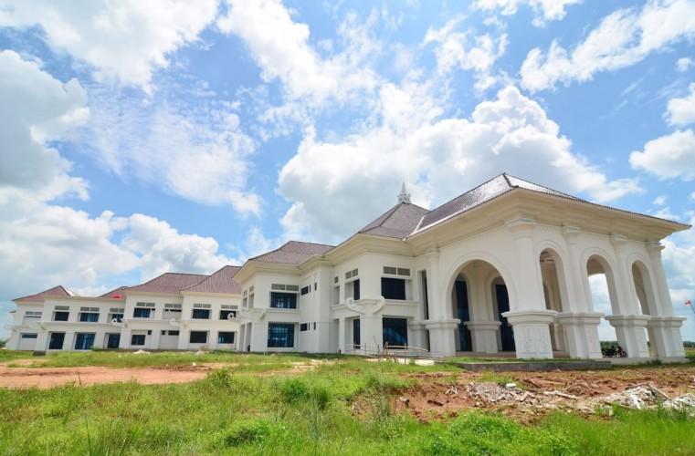 Pembangunan Kotabaru Dilanjutkan, Masterplan Ditata Ulang