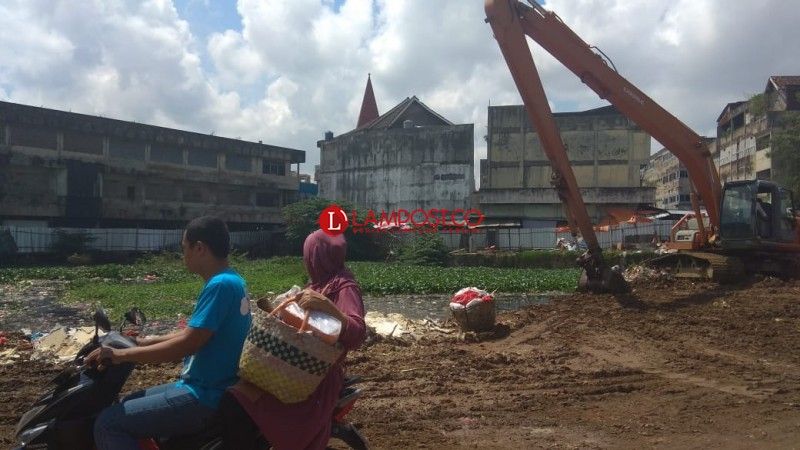 Pembangunan Pasar SMEP Masuk ke Tahap Pengeboran Pondasi