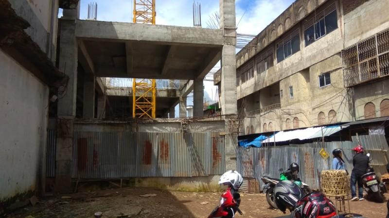 Pembangunan Pasar SMEP Selesai Tahun ini