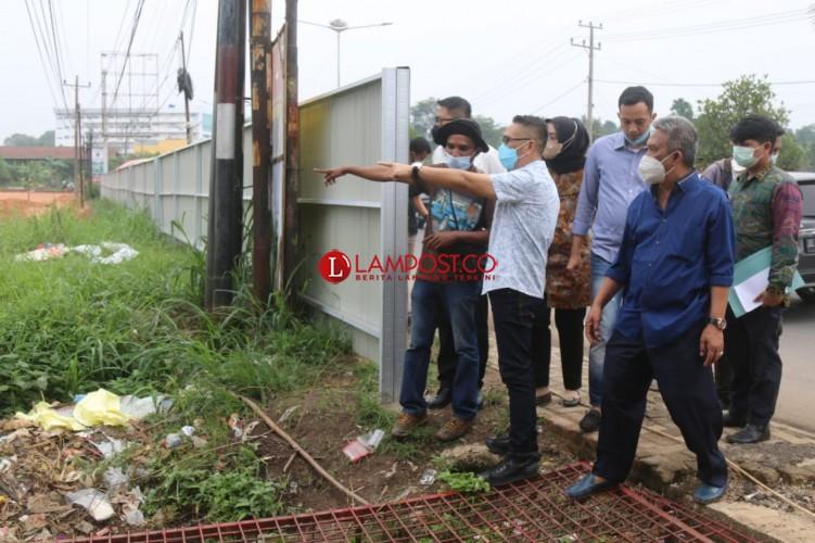 Pembangunan Plaza Living Dapat Catatan Khusus dari DPRD