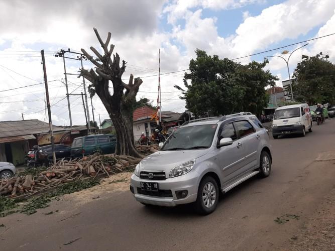 Pembangunan Proyek Jalan Layang Sultan Agung Dimulai