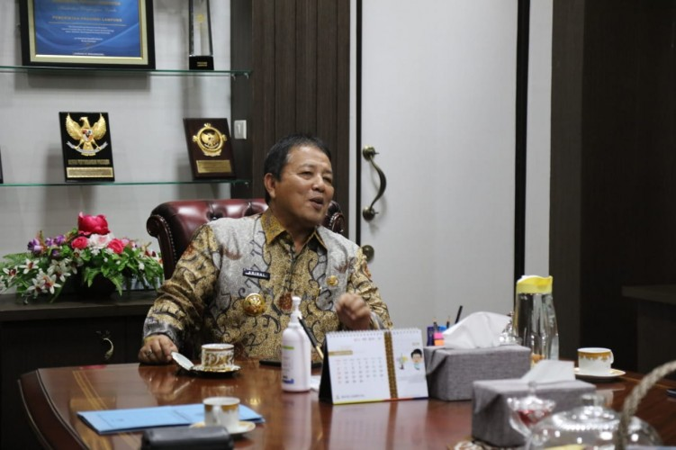 Pembangunan Terminal Agribisnis Lampung Difokuskan