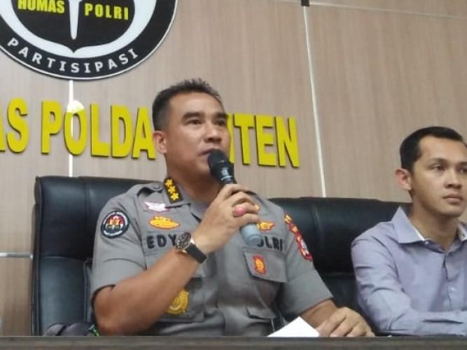 Pembantaian Keluarga di Serang Berawal Niat Mencuri HP