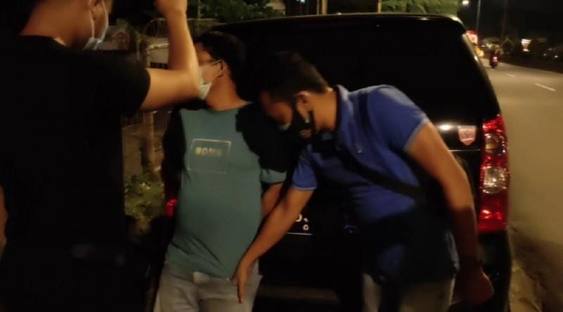 Pembawa Sabu-sabu Kepergok Polisi saat Razia Teroris di Yos Sudarso