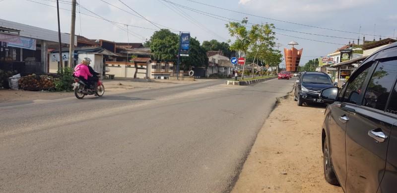 Pembebasan Lahan Hambat Pembangunan Jalan di Tubaba