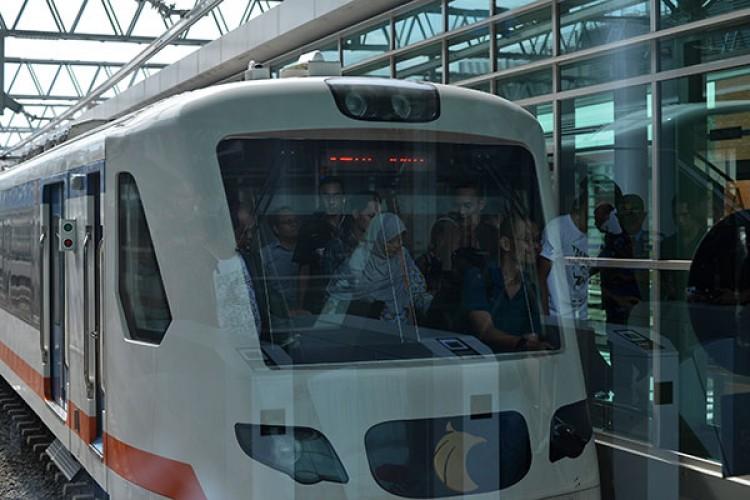 Pembebasan Lahan Kereta Bandara Dilakukan Maret