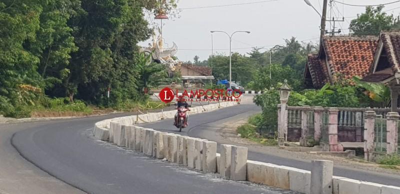 Pembebasan Lahan untuk Jalan Dua Jalur di Tubaba Sudah Capai 93 Persen