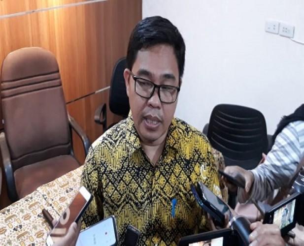Pemberhentian Komisioner Pusat Tidak Ganggu Kinerja KPU Lampung