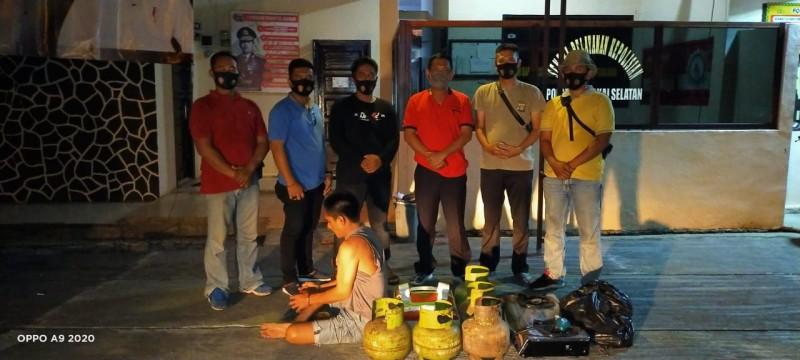Pembobol Rumah di Lampung Utara Ditangkap