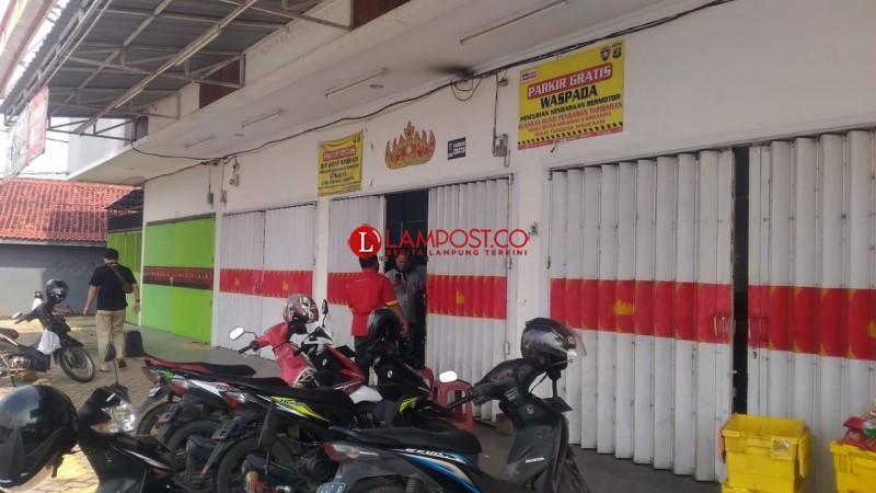 Pembobolan Mesin ATM di Minimarket Kembali Terjadi