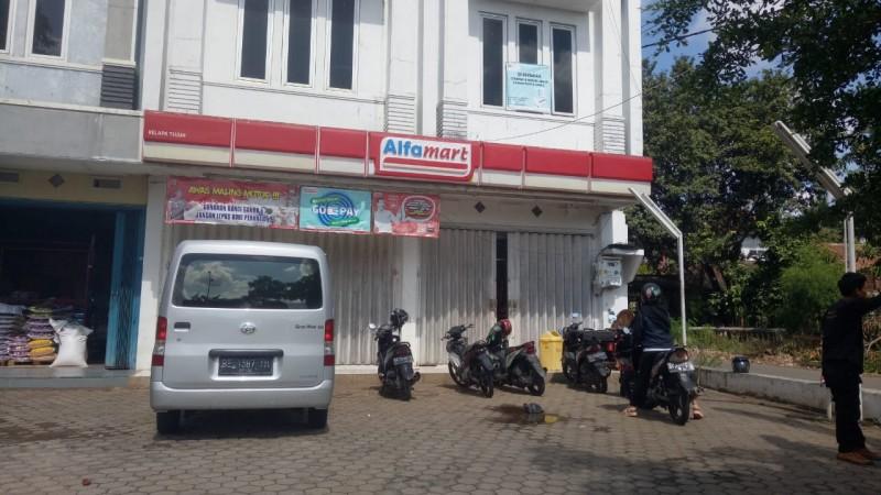 Pembobolan Minimarket Kembali Terjadi di Lampura