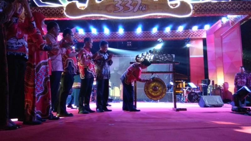 Pembukaan Begawi dan Bandar Lampung Expo Sukses Diselenggarakan